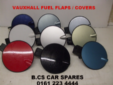 VAUXHALL  CORSA C D   ASTRA H  ZAFIRA VECTRA  INSIGNIA    FUEL FLAP / COVER   2003 - 2008  VARIOUS  COLOURS  ask